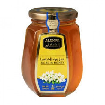 Al Shifa Acacia Honey. 500g/btl