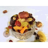 Mixed Dried Fruits. 500g/pack