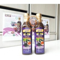 Pati Jus Buah Tin / Figs Juice Concentrate. 450g/btl